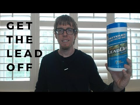 LeadOff Wipes from Hygenall | Review